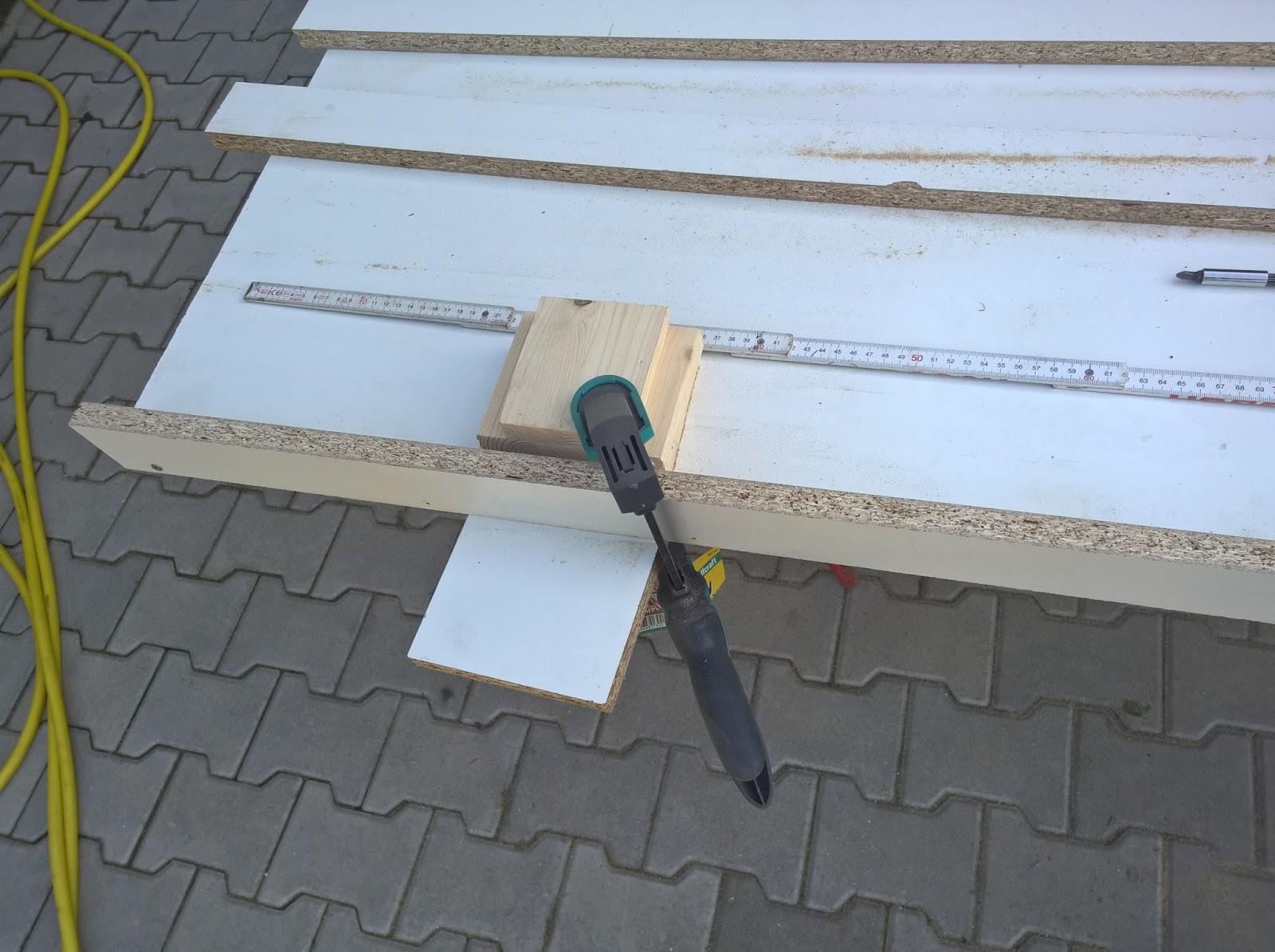 Holz und Metall - Ein Heimwerkerblog: Terrassentisch selber bauen ...
