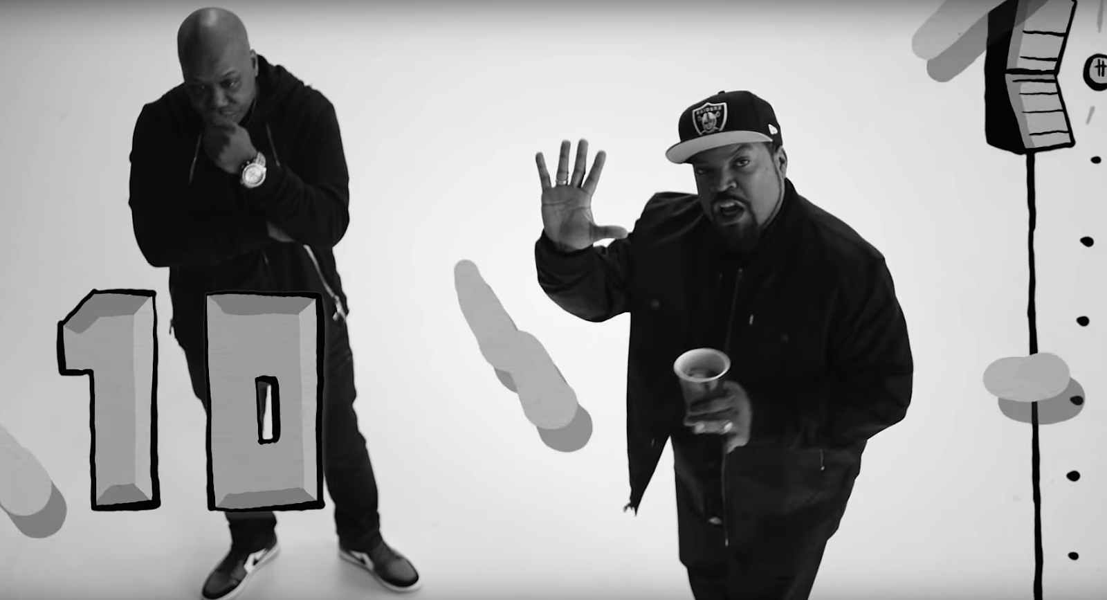 Ice Cube - Ain't Got No Haters ft. Too Short | Musikvideo des Tages
