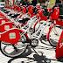 Lançado edital para compartilhamento de bicicletas em Curitiba