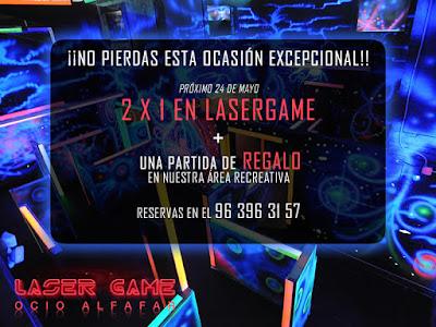 Laser Game Valencia