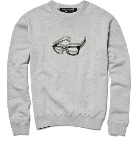 RENGGO Crew Neck Sweater Template