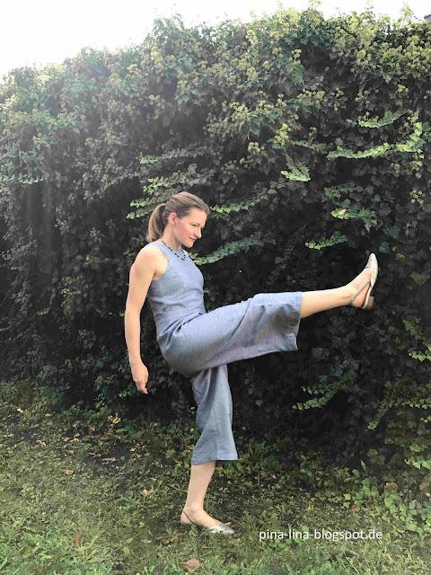 Jumpsuit Iris mit Ninja-Move