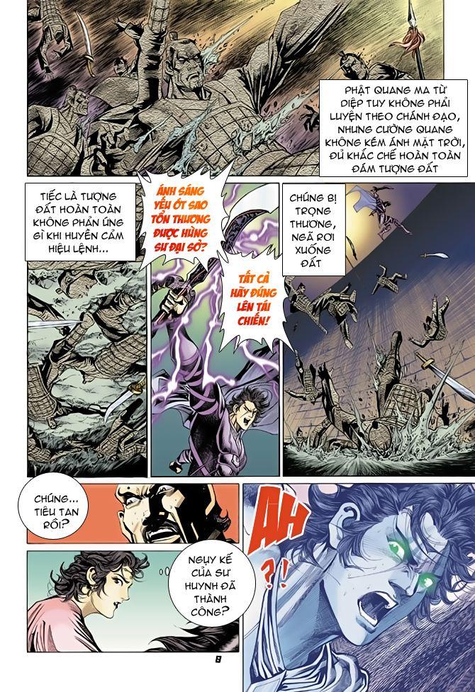 Đại Đường Uy Long chapter 64 trang 8