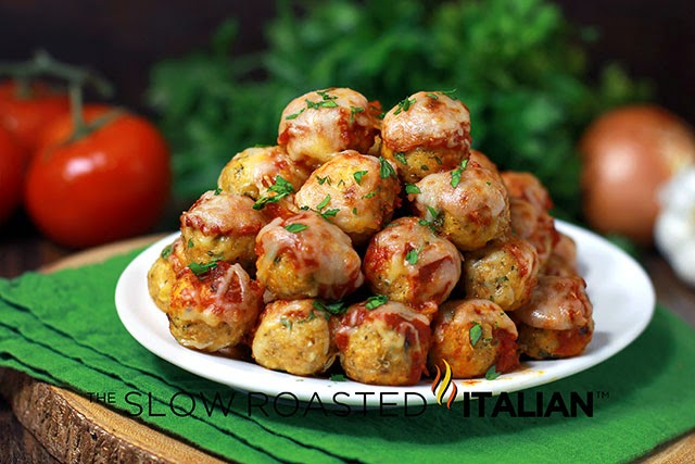Traditional meatballs are usually made with ground beef. Some recipes call for ground beef and ground pork for more flavor. After that, all you need are a few more pantry staples. These ingredients often include: onion, egg, breadcrumbs, milk, salt, pepper, .
