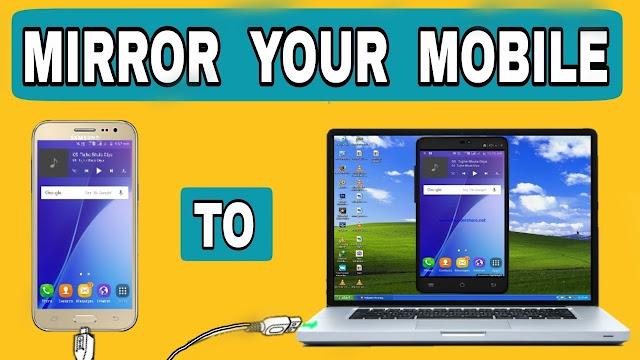 Cara Menghubungkan HP ke Laptop