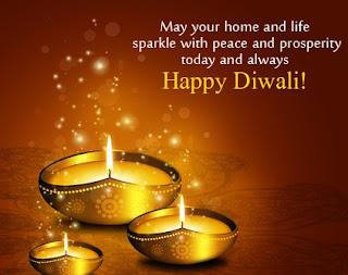 Happy Diwali 2018 Greeting Cards