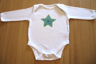 green star onesie