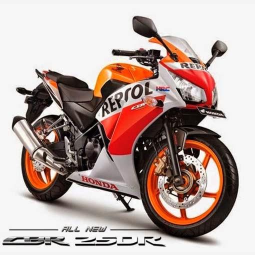 Honda CBR 250R Repsol Edition