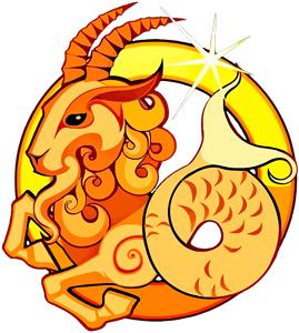 Imagen de la Cabra que simboliza el signo zodiacal de Capricornio