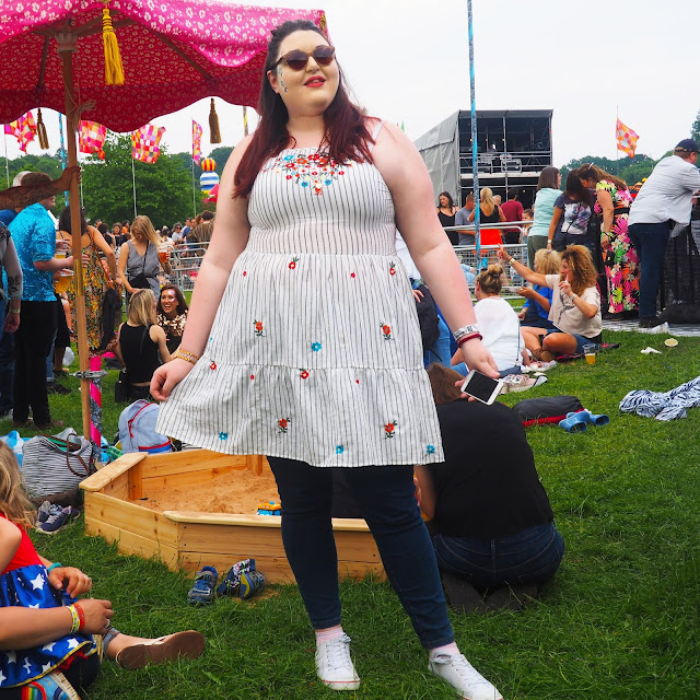 Common People Oxford Review Snazaroo Face Paint Bristol Plus Size Fashion Blogger