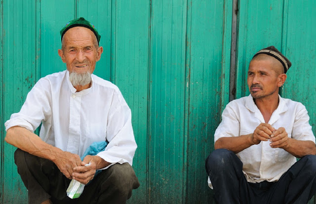 Xinjiang: Pan-Turkism Fuels China's Hearts-and-Minds Campaign