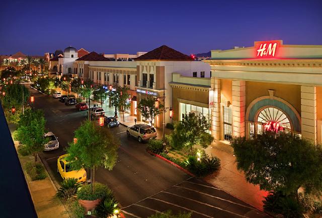 Town Square em Las Vegas