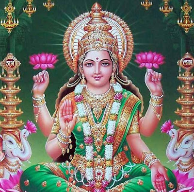 Goddess Laxmi ji Images