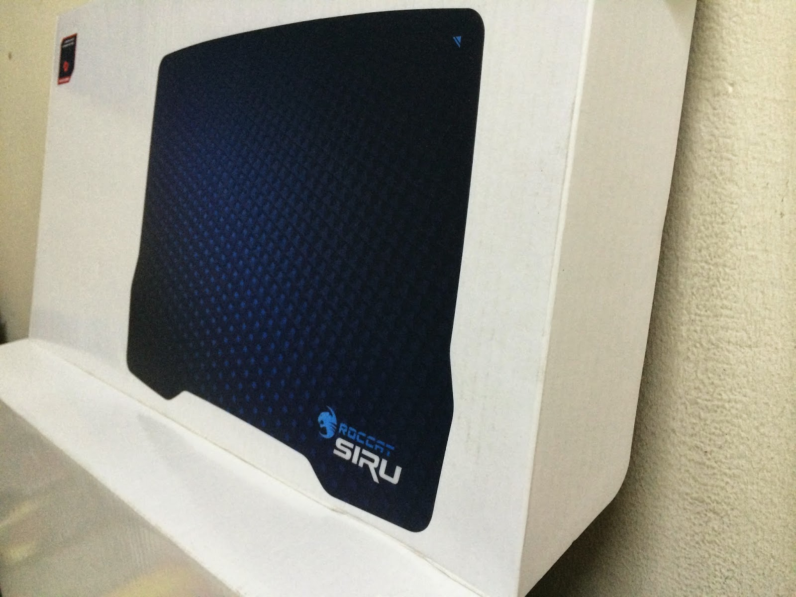 Unboxing & Review - ROCCAT SIRU 37