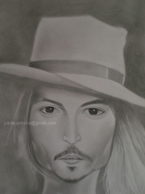 Johnny Depp Riddler Pics