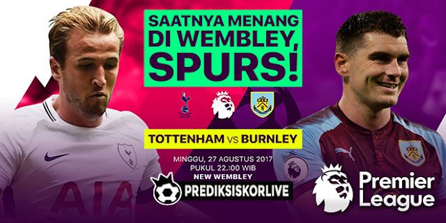 PREDIKSI Tottenham Hotspur vs Burnley: Saatnya Menang Di Wembley, Spurs!