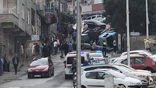 Trabzon'da Vinç Faciası