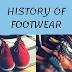 History of footwear