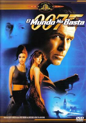 descargar 007 El Mundo No Basta en Español Latino