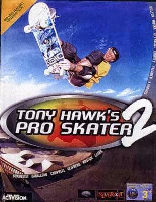 Tony hawk's pro skater 2 download game   gamefabrique.