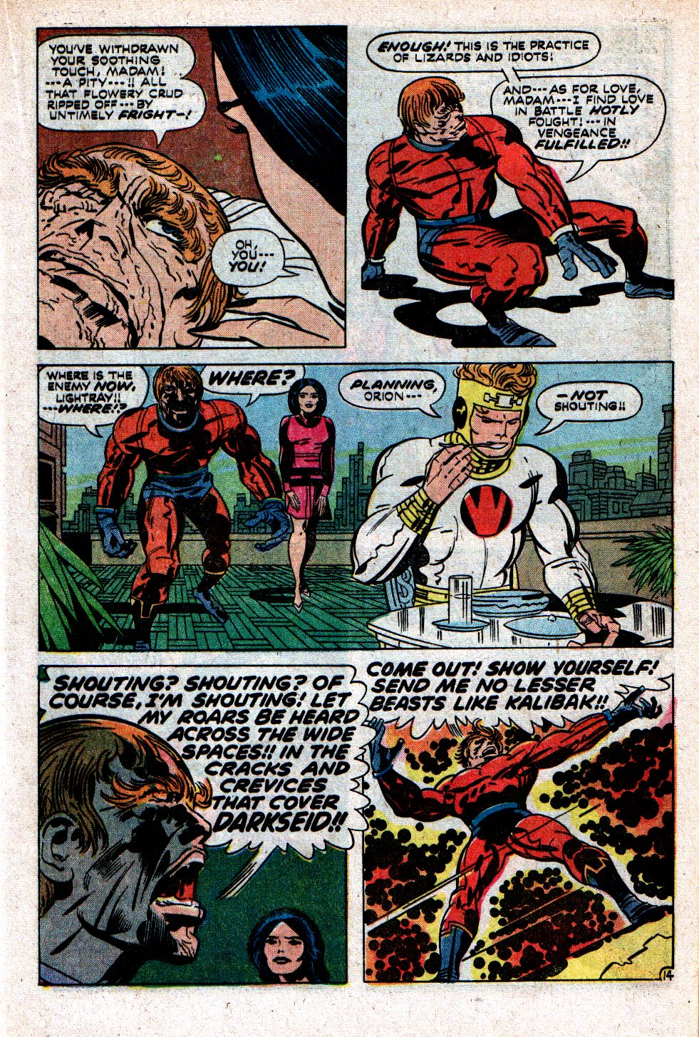 The New Gods (1971) issue 9 - Page 18