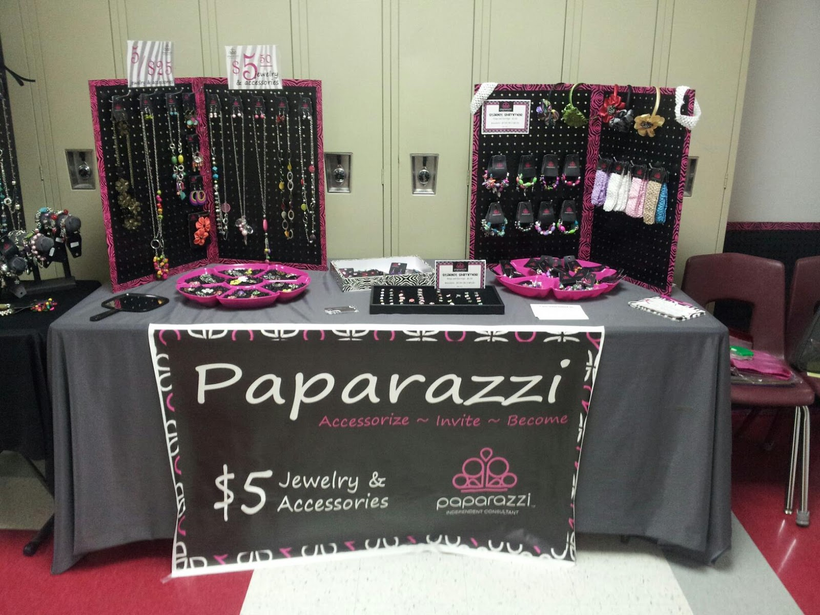 Paparazzi Accessories By Hailee My Latest Shows