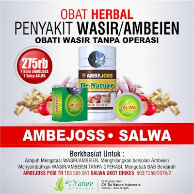 Obat Wasir Ambejoss Denature