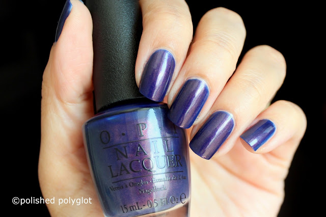 Nail Polish │ Opi Iceland Collection For Fall Winter 2017