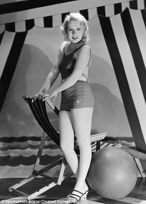 A Mythical Monkey Writes About The Movies More Anita Page-3747