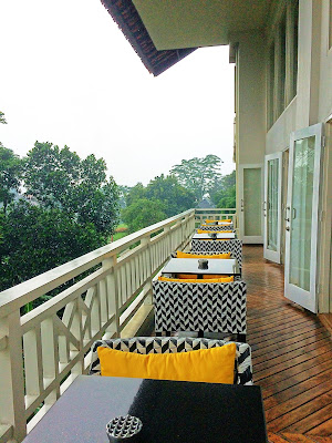 balcony sheraton hotel Bandung