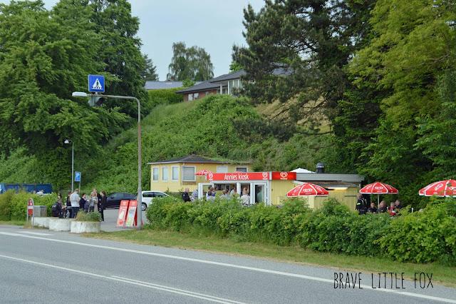 Annies Kiosk Dänemark