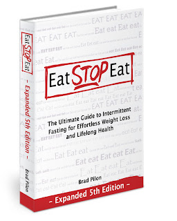 eat stop eat intermittent fasting book