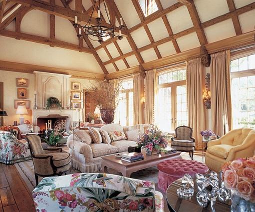 New home interior design english countryside cosy cottage - New home interior design ...