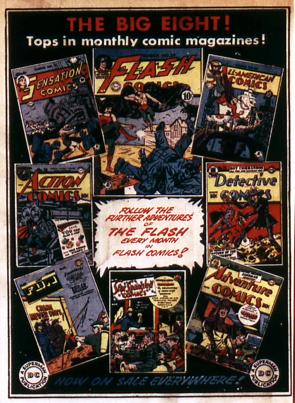 Read online All-Flash comic -  Issue #9 - 62