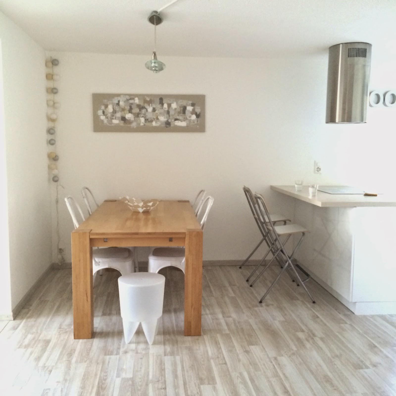 deco scandinave salle a manger. Black Bedroom Furniture Sets. Home Design Ideas