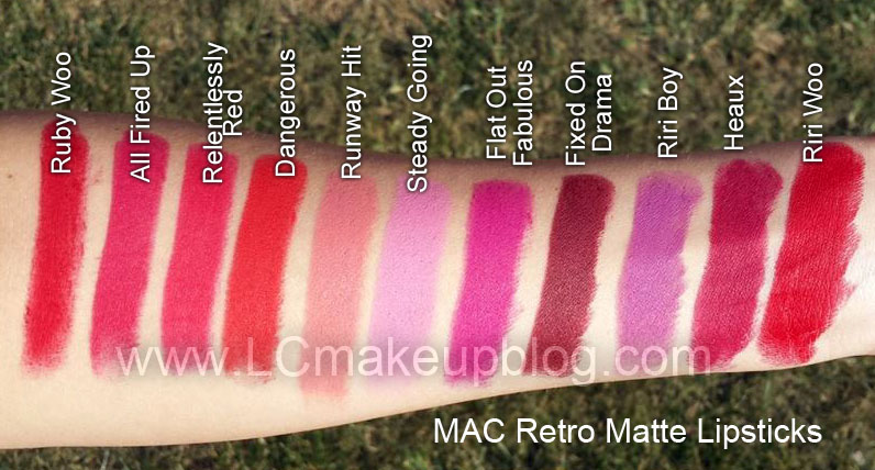 Matte Lipstick by MAC #4
