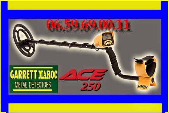garrett ace 250 description test prix au maroc d tecteur m taux garrett maroc. Black Bedroom Furniture Sets. Home Design Ideas