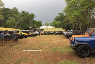 Jambore American Jeep 2018 Cibubur Dengan Tema Hari Pahlawan