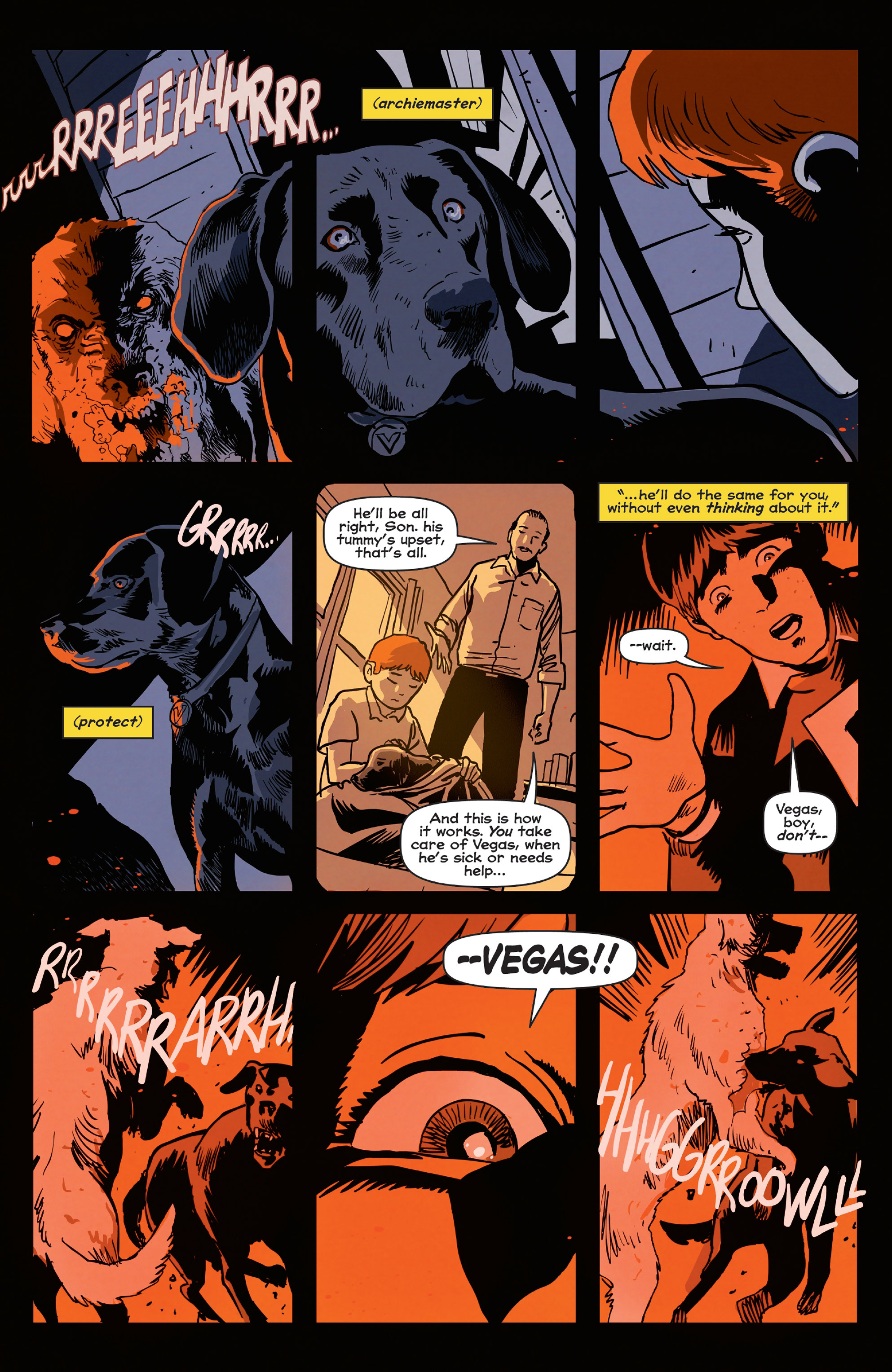 Read online Afterlife with Archie comic -  Issue #4 - 8