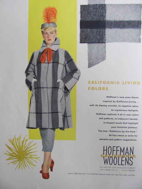 1940s swing coat