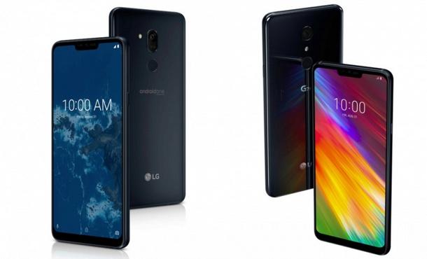 LG G7 One dan LG G7 Fit