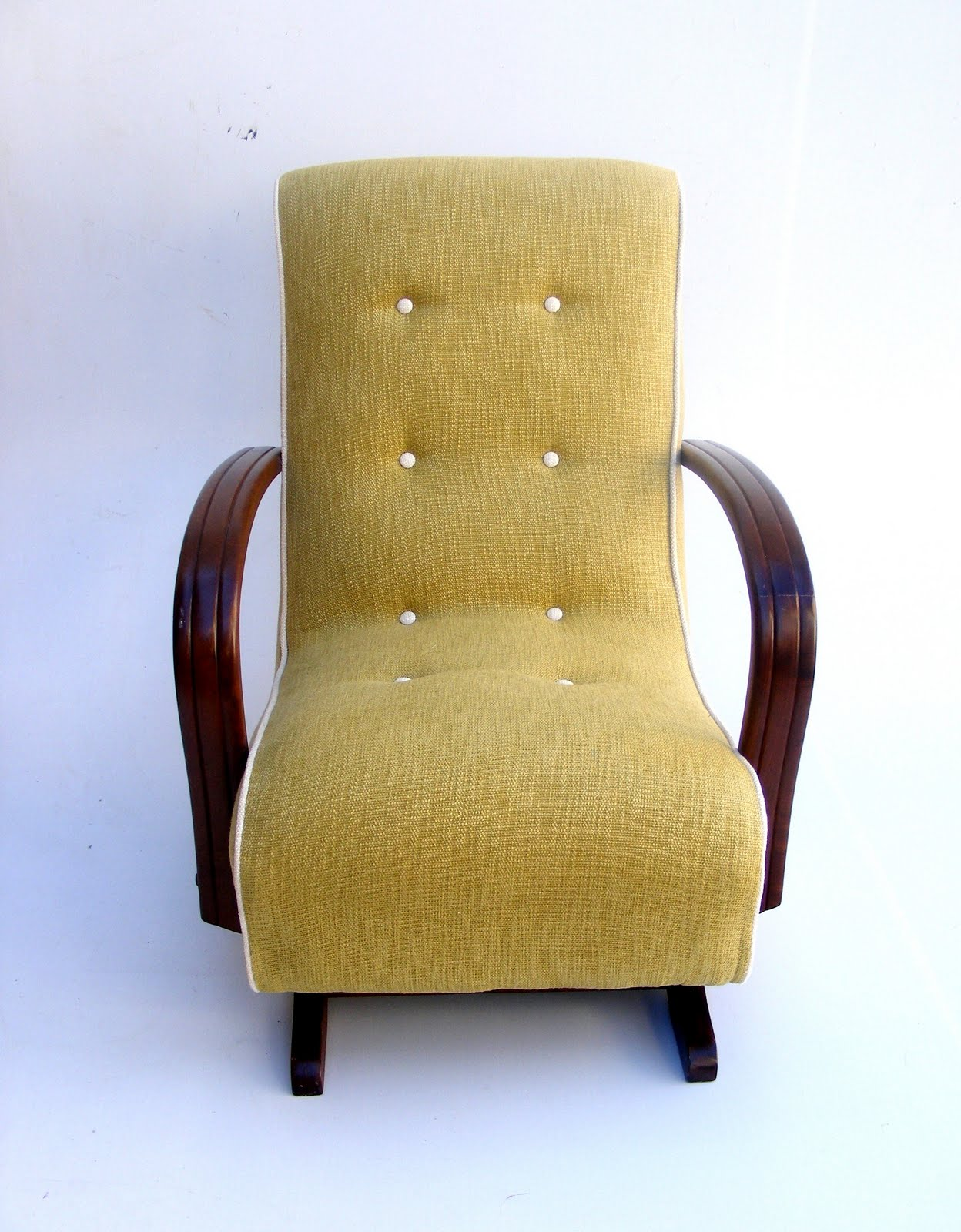 Banana Rocker Chair 302 Found
