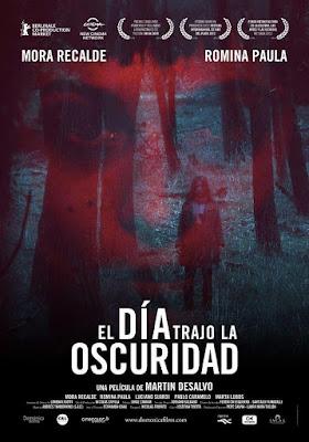 El Día Trajo La Oscuridad 2013 Custom DVDRip Latino