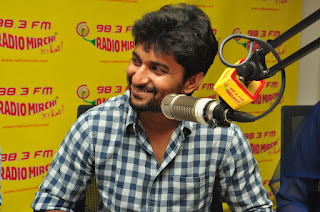 Majnu Movie Team At Radio Mirchi Photos