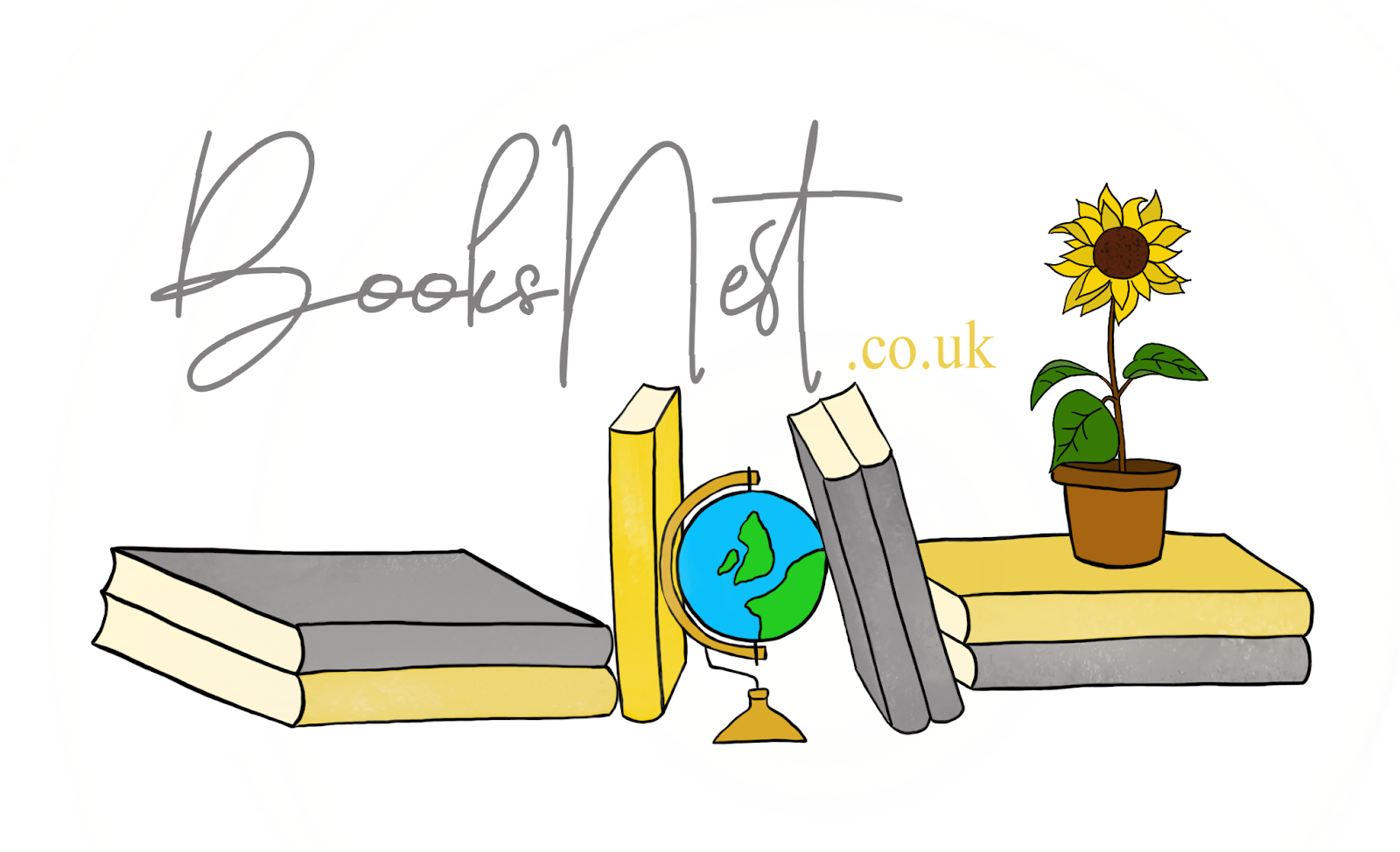 BooksNest Blog Graphic