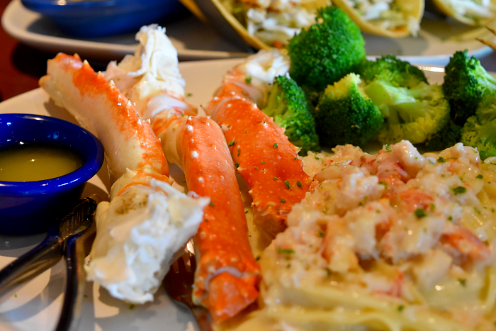 Red Lobster crab