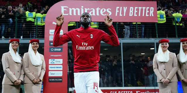 AC Milan Siap Bayar Mahal untuk Permanenkan Bakayoko