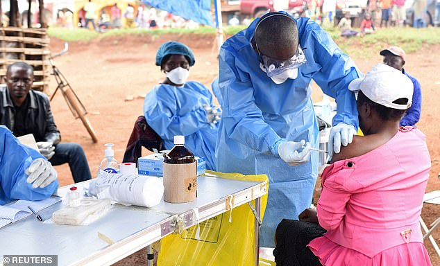 Ebola death toll increases in Congo as Officials  reveals 410 people have now died