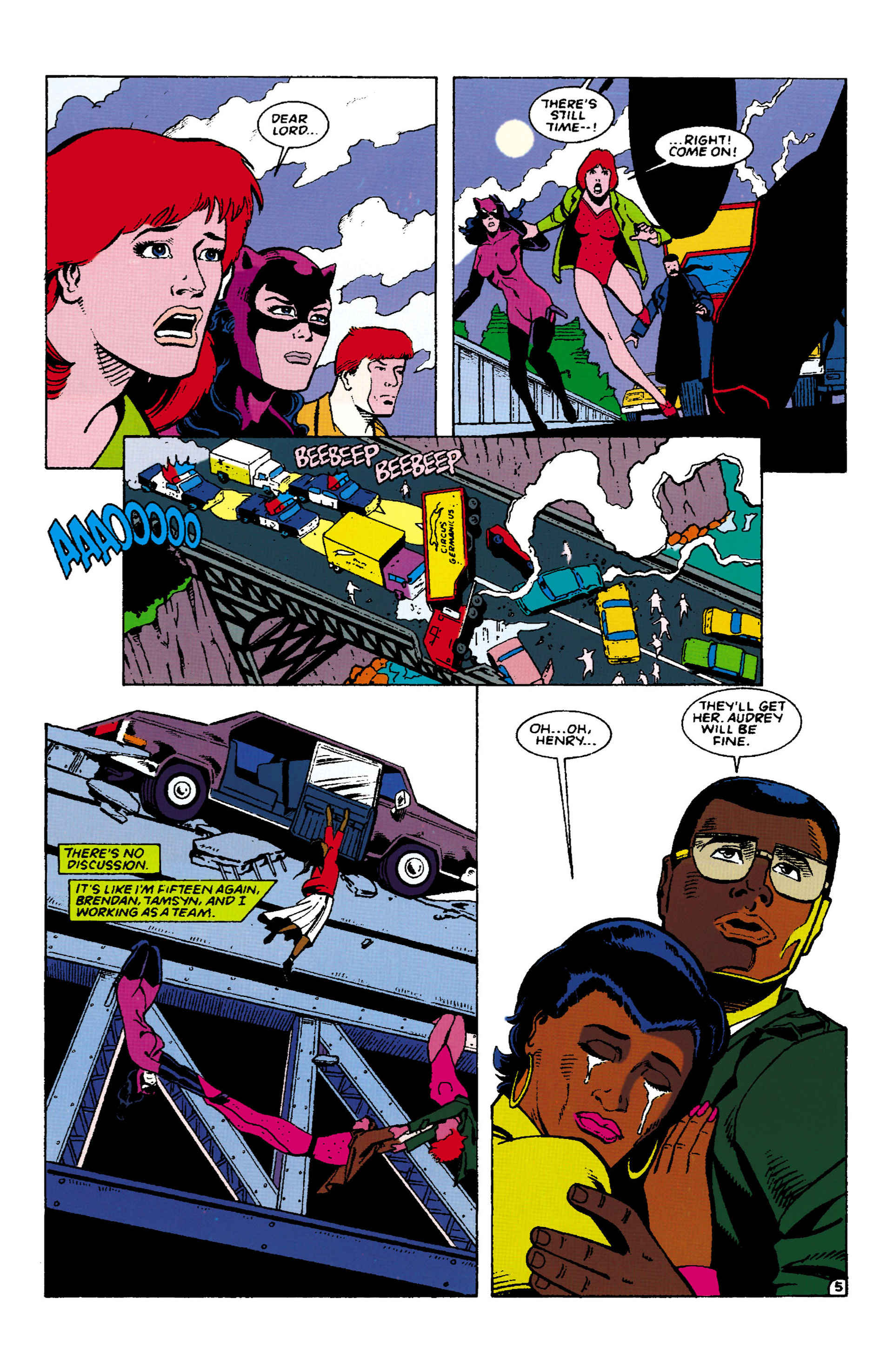Catwoman (1993) Issue #10 #15 - English 6