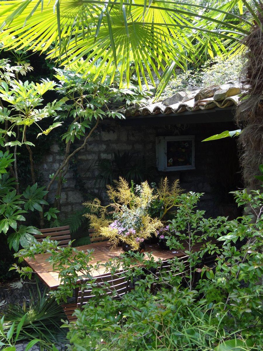 Jardin de b signoles rendez vous aux jardins j 1 for Rendez vous des jardins